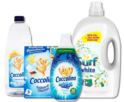 Surf a Coccolino - economy pack II