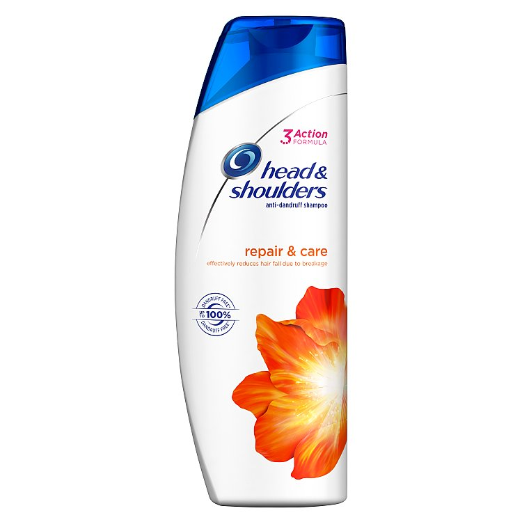 Head & Shoulders Repair & Care šampon proti lupům pro ženy 540 ml