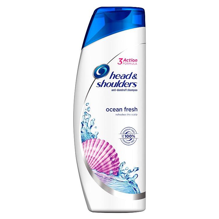 Head & Shoulders Ocean Fresh šampon proti lupům 540 ml