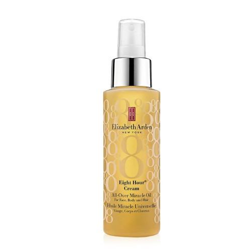 Hydratační olej na obličej, tělo a vlasy Eight Hour Cream 100 ml