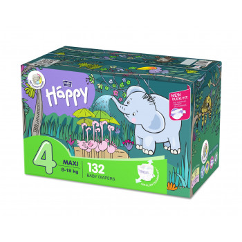 Bella Happy Baby Maxi Box plenky 66 x 2 ks