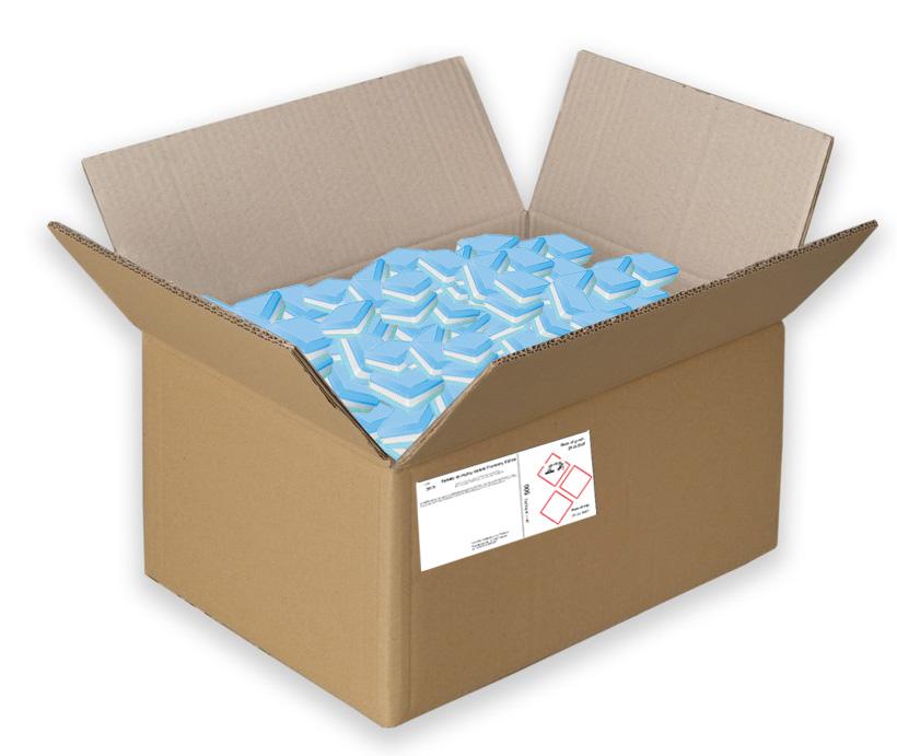 Milit Tablety na mytí nádobí 7v1 500 ks