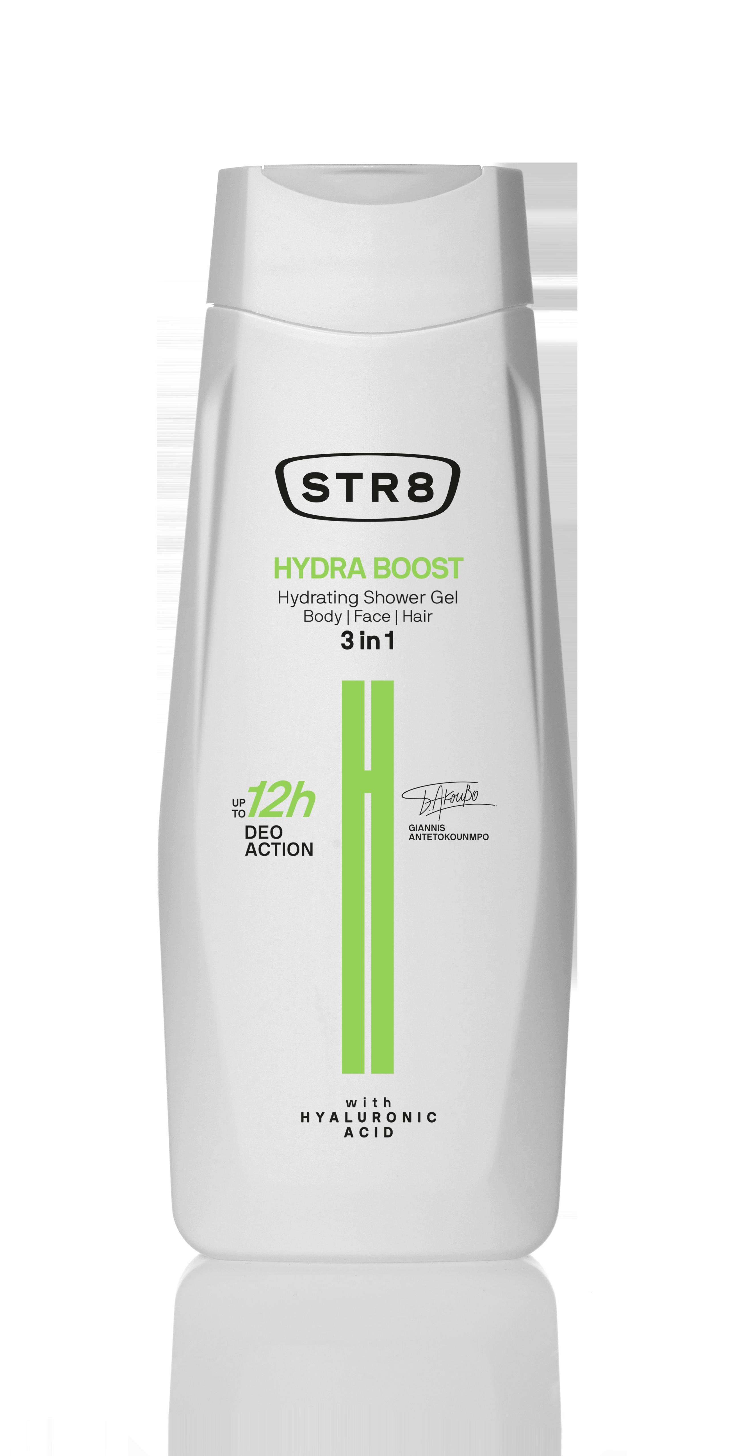 STR8 Sprchový gel Hydra Boost 400 ml