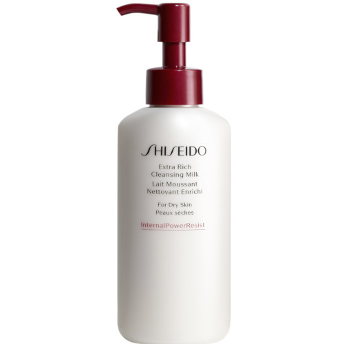 Shiseido Čisticí pleťové mléko pro suchou pleť InternalPowerResist 125 ml
