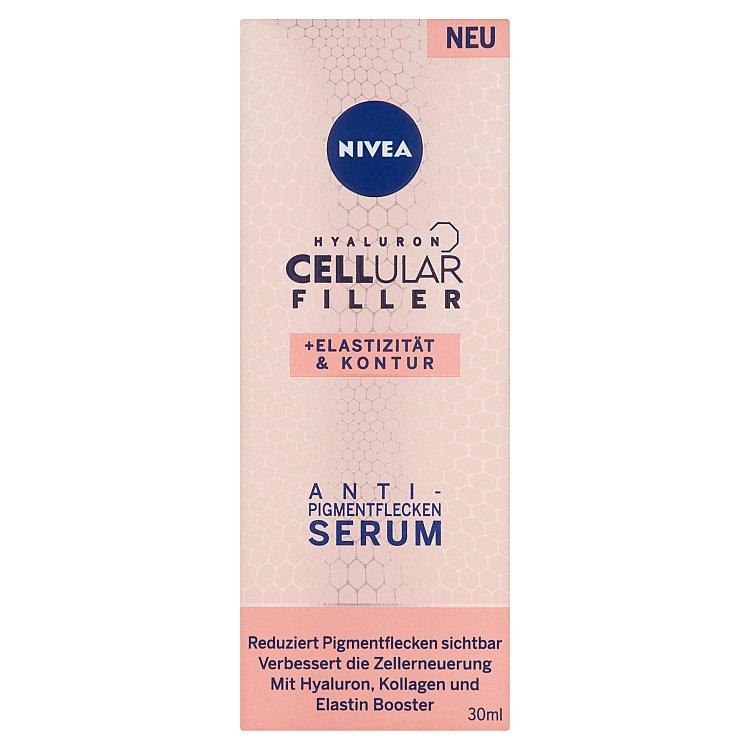 Nivea Hyaluron Cellular Filler remodelační sérum proti pigmentovým skvrnám 30 ml
