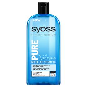 Syoss Pure Volume micelární šampon 500 ml