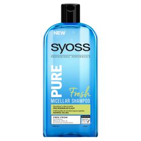 Syoss šampon Pure Fresh bez silikonů 500 ml