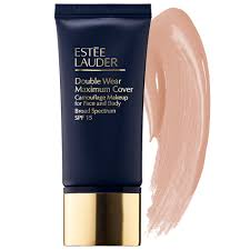 Estée Lauder Krycí make-up na obličej a tělo Double Wear Maximum Cover SPF 15 1N1 Ivory Nude 30 ml