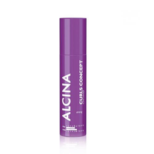 Alcina Stylingový gel na vlasy Strong 100 ml