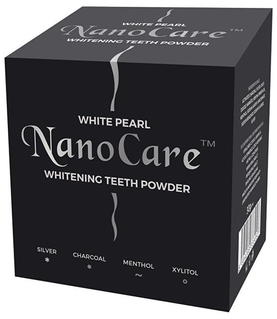 VitalCare Bělicí pudr na zuby s nano technologií 30 g
