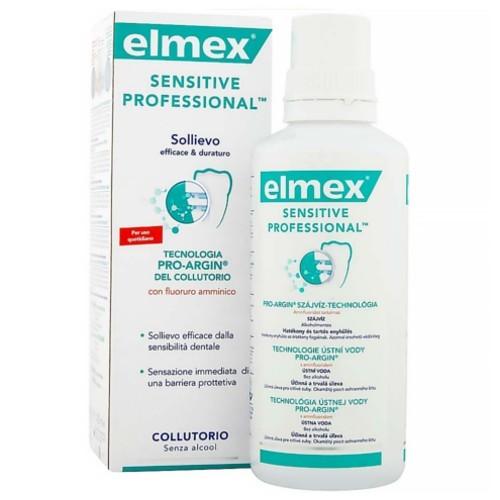 Elmex Ústní voda pro citlivé zuby Sensitive Professional 400 ml