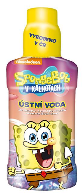 VitalCare Ústní voda pro děti SpongeBob 250 ml
