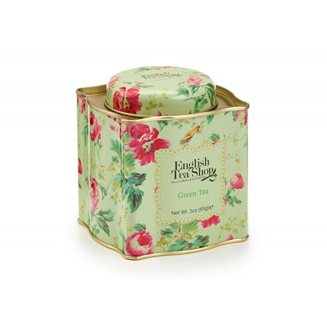 Dárková plechovka sypaný čaj Zelený 85 g