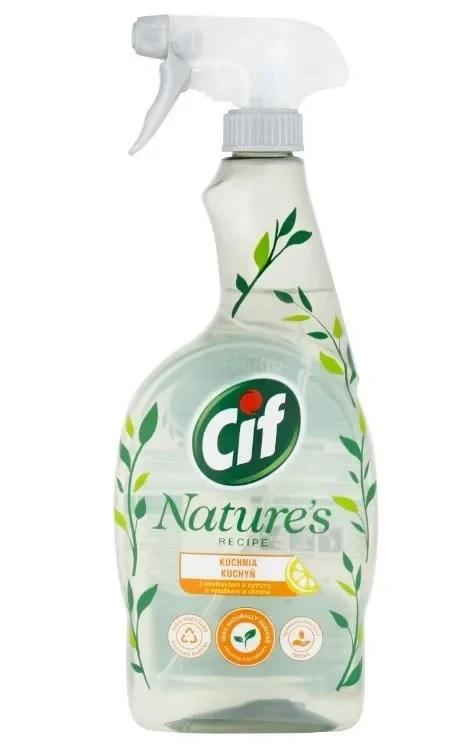 Cif Nature sprej kuchyně 750 ml