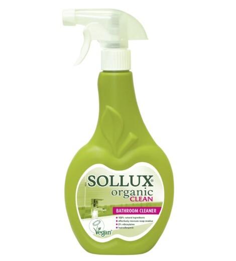 Sollux Organic Clean na koupelny 500 ml