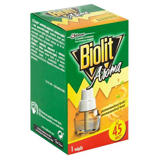 Biolit náplň do elektrického odpařovače pomeranč 27 ml