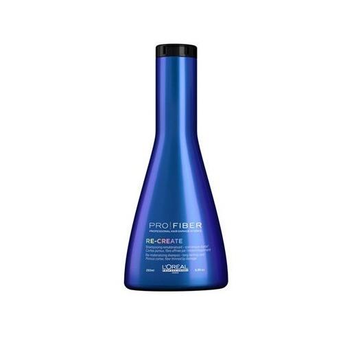 Loreal Professionnel Šampon pro regeneraci vlasů s dlouhodobým účinkem Pro Fiber 250 ml