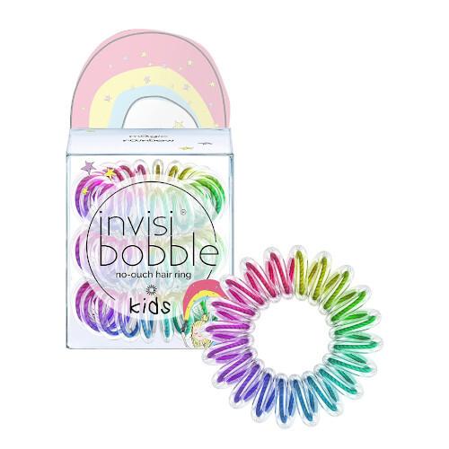 Invisibobble Gumička do vlasů Invisibobble Kids Magic Rainbow 3 ks/bal.