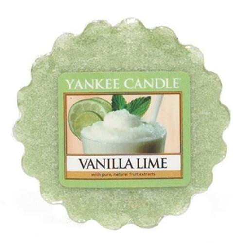Yankee Candle Vonný vosk Vanilla Lime 22 g