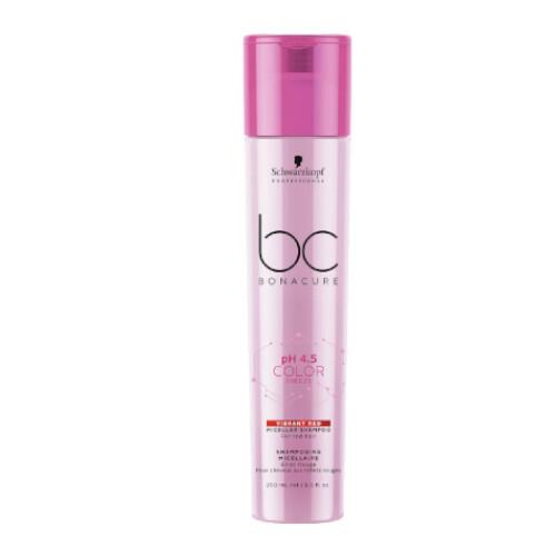 Loreal Professionnel Micelární šampon pro červené odstíny vlasů pH 4,5 BC Bonacure Color Freeze 250