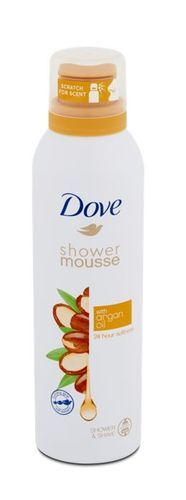 Dove Sprchová pěna s arganový olejem 200 ml