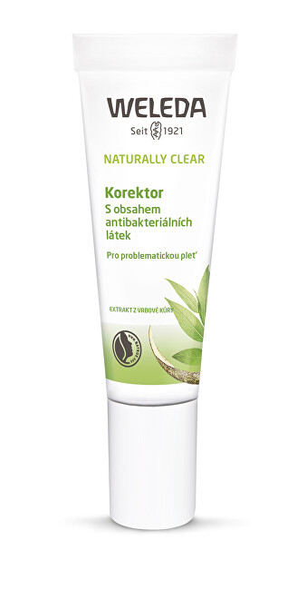 Weleda Korektor na problematickou pleť Naturally Clear 10 ml