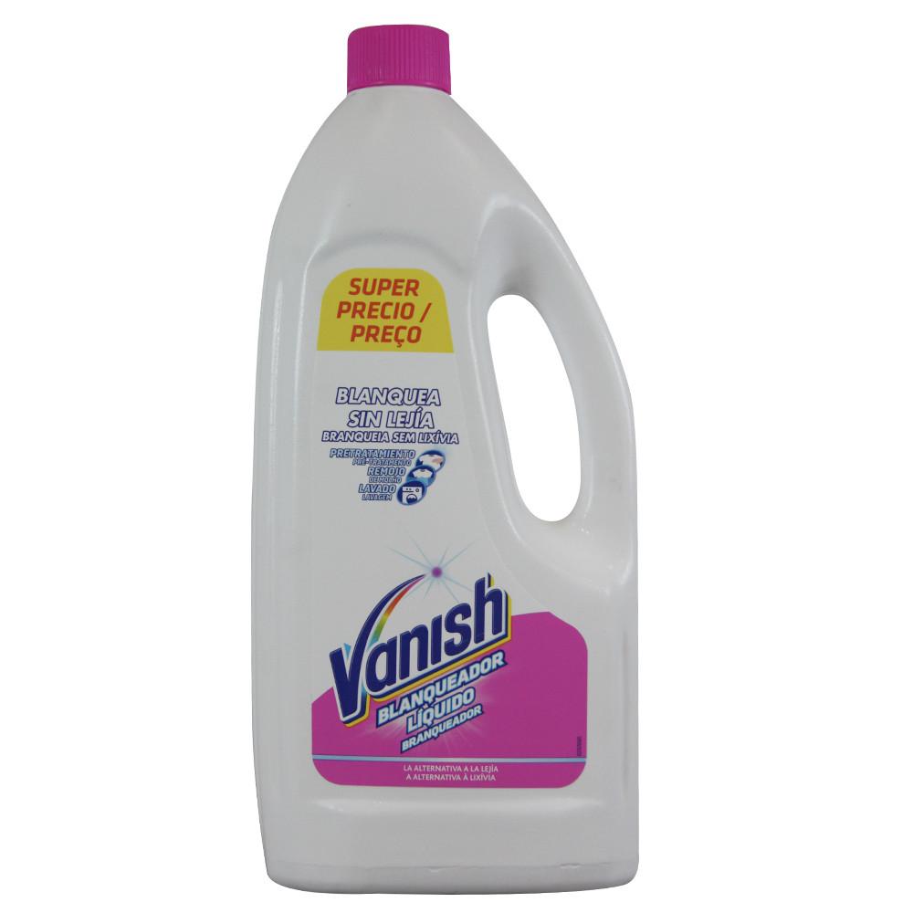 Vanish Oxi Action Plus odstraňovač skvrn na bílé prádlo 1 l