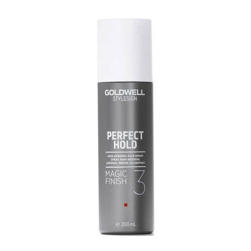 Fotografie Goldwell StyleSign Perfect Hold lak na vlasy bez aerosolu 200 ml