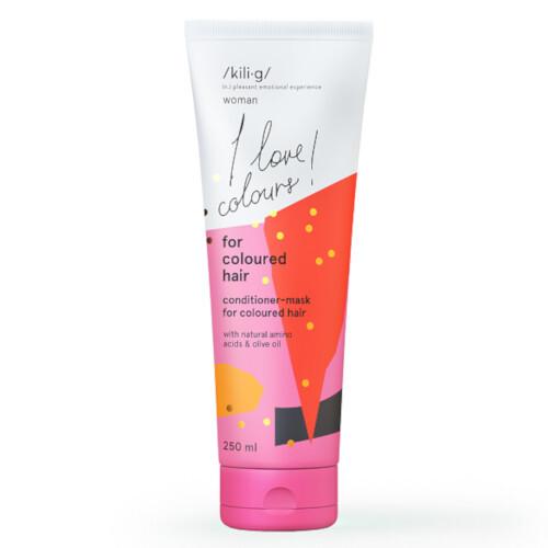 Kilig Kondicionér a maska 2v1 pro barvené vlasy Woman 250 ml