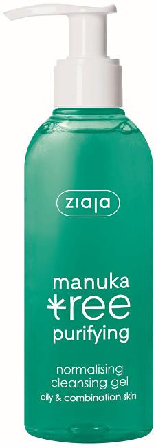 Ziaja Čisticí gel normalizující Manuka Tree Purifying 200 ml