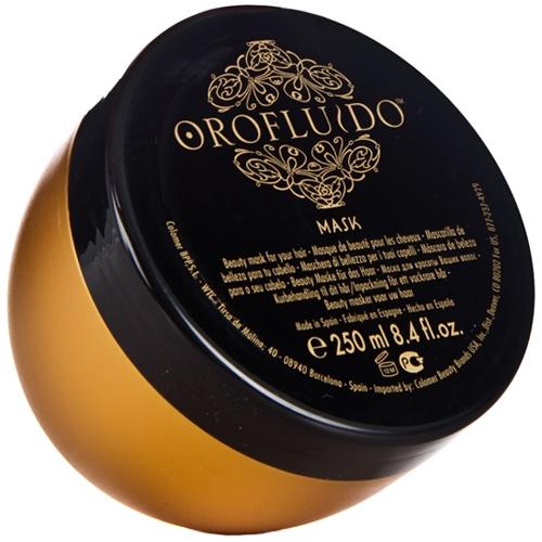 Orofluido Zkrášlující maska na vlasy 250 ml