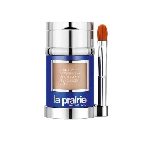 La Prairie Luxusní tekutý make-up s korektorem SPF 15 Honey Beige 30 ml