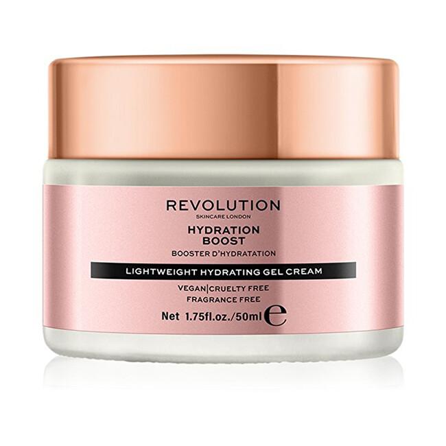 Revolution Hydratační gel-krém Skincare Hydration Boost 50 ml