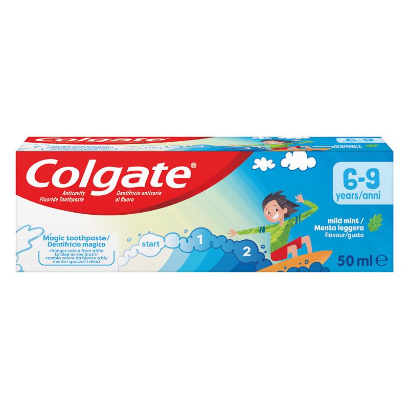 Colgate dětská zubní pasta 6+ 50 ml