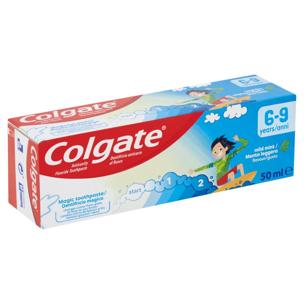 Colgate dětská zubní pasta (6-9 let) 50 ml