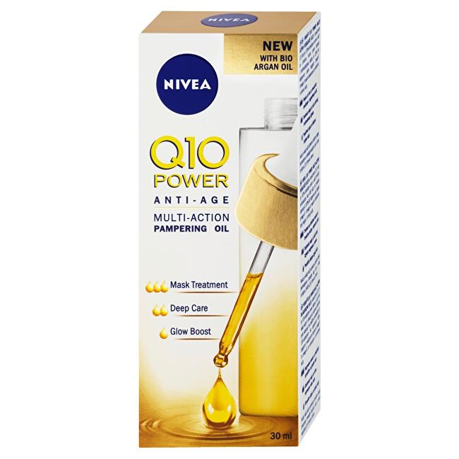 Nivea výživný olej proti vráskám Q10 Power 30 ml