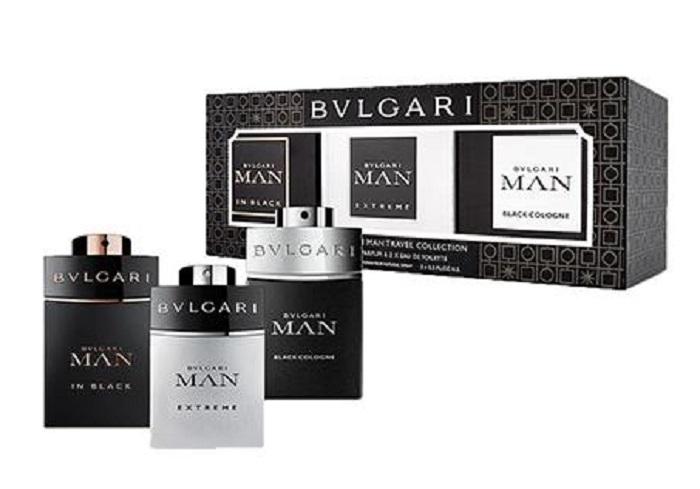 Bvlgari Kolekce miniatur Bvlgari Man - EDP 15 ml + EDT 2 x 15 ml