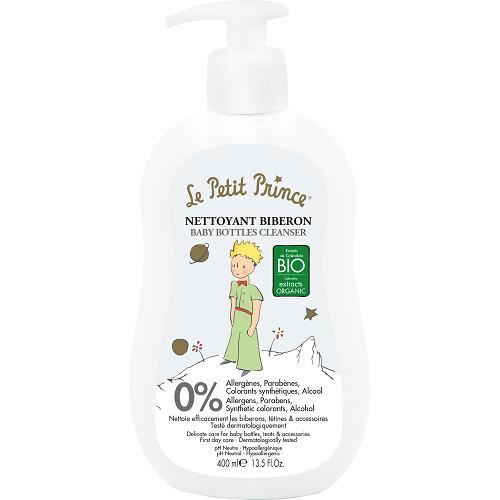 Le Petit Prince Přípravek na čištění kojeneckých lahví, hraček a dětského nádobí 400 ml