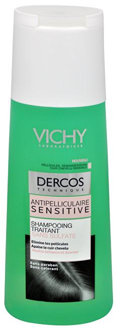 Vichy Bezsulfátový šampon proti lupům pro citlivou pokožku Dercos 200 ml