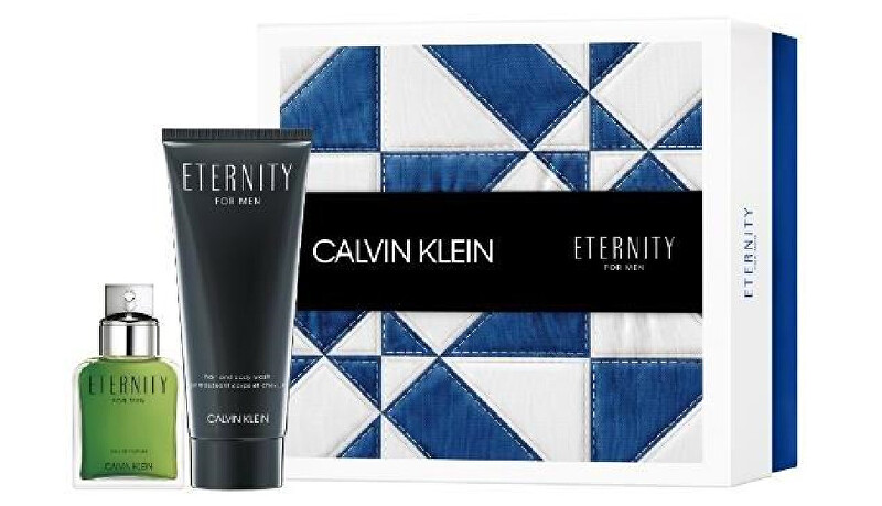 Calvin Klein Eternity For Men - EDP 50 ml + sprchový gel 100 ml