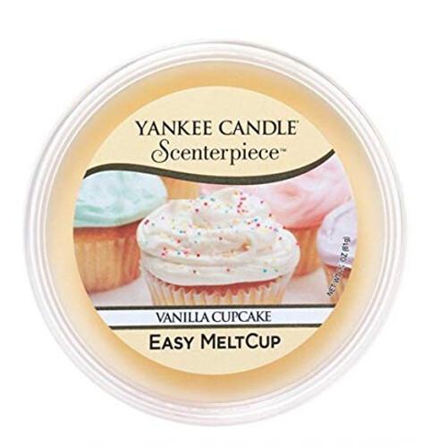 Yankee Candle vosk do elektrické aromalampy Vanilkový košíček 61 g