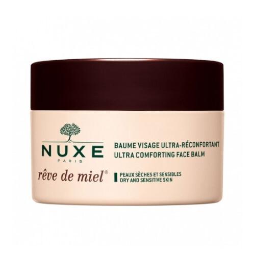 Nuxe Zklidňující balzám pro citlivou a suchou pleť Reve de Miel 50 ml
