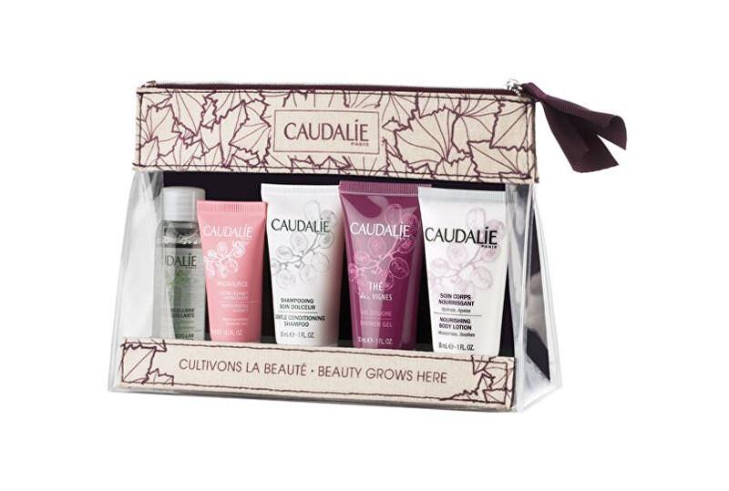Caudalie Vánoční dárková sada hydratační kosmetiky