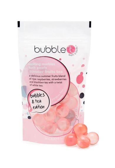 Bubble T Cosmetics Olejové kuličky do koupele ovoce 25x4 g