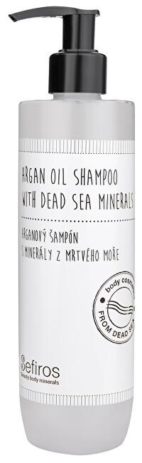 Sefiros Arganový šampon s minerály z Mrtvého moře 300 ml