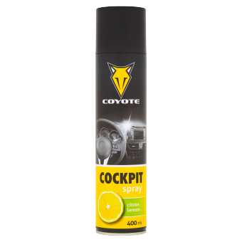 Coyote Cockpit sprej citron 400 ml
