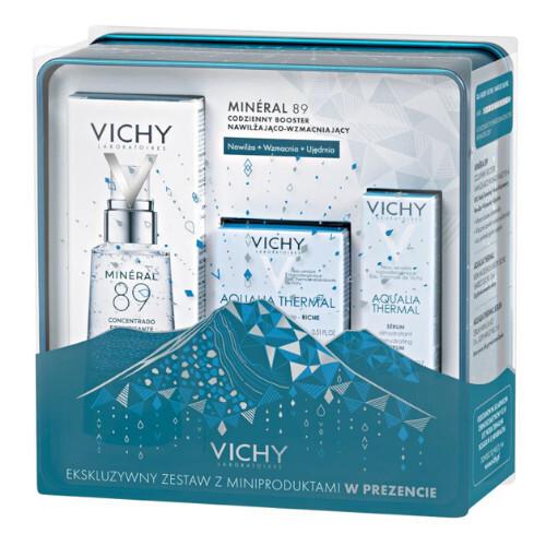 Vichy Dárková sada pleťové péče Minéral 89 + Aqualia Thermal Gift Set