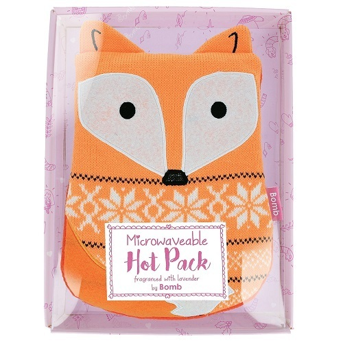 Bomb Cosmetics Nahřívací polštářek Liška Freddie The Fox