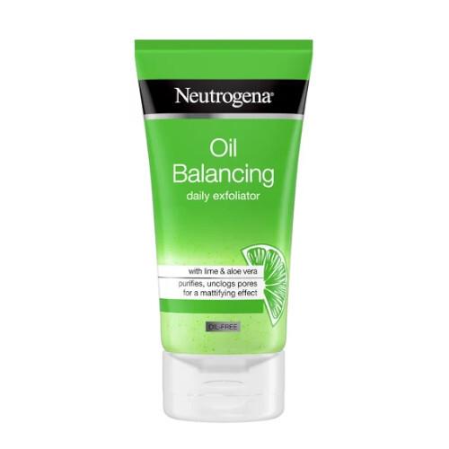 Neutrogena Pleťový peeling Oil Balancing 150 ml