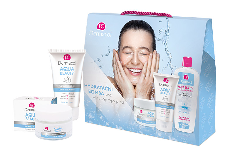 Dermacol Dárková sada kosmetiky Aqua Beauty I.